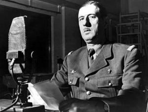 De Gaulle Londres